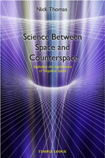 Book Cover for SCIENCE BETWEEN SPACE AND COUNTERSPACE