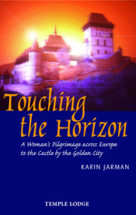 Book Cover for TOUCHING THE HORIZON