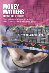 Book Cover for MONEY MATTERS – BUT SO DOES TRUST!