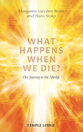 Book Cover for WHAT HAPPENS WHEN WE DIE?