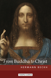 Book Cover for FROM BUDDHA TO CHRIST