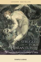 Book Cover for THE STRUGGLE FOR A HUMAN FUTURE