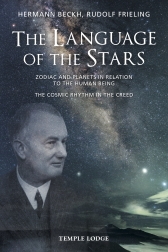 Book Cover for THE LANGUAGE OF THE STARS
